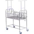 Stainless Steel Hospital Bassinet