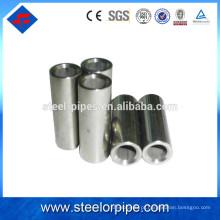 ASTM A53 / BS1387 din 2448 st35.8 tubo de aço carbono sem costura