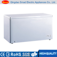 Home Use Solid Door Horizontal Deep Freezer