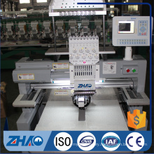 ZHAO single head cap hat computerized embroidery machine low price