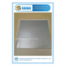 Professional Manufacturer High Purity W Plate (99.95%) with Super Quality
