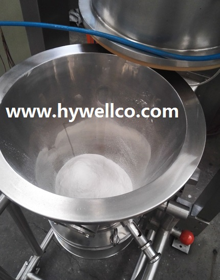 Spray Granulating Fluid Bed Dryer