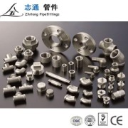 Steel Thread Pipe Fitting