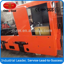 CAY 14T underground explosion proof narrow gauge mining battery electric locomotive