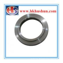 CNC-Drehteile für Edelstahl, Kupfer Aluminium, Lagerstahl, CNC-Bearbeitung (HS-TP-006)
