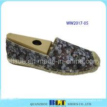 Marque Casual Pattent Chaussures pour les femmes