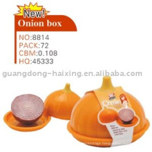 New! Lovely Plastic Onion Food Box