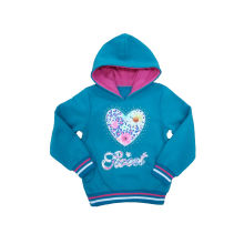 2016 Moda camisola para a menina, roupa popular dos miúdos (WGS019)