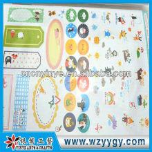 OEM pvc dekorative Sticker für Möbel aus Fabrik