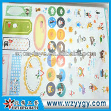 OEM pvc decorative stickers for furniture from factory