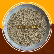 Refeição de milho quente