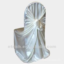 s'attacher la couverture de chaise, housse satin CT272, couverture de chaise universelle