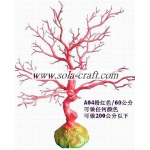 Factory directly sale for Dry Tree Branches Without Leaves 60cm Lots Wedding Beaded Tree export to Dominica Factories