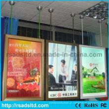 Melhor Qualidade Advertisiing LED Poster Quadro Caixa De Luz