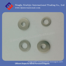 Different Shape for NdFeB Permanent Magnets