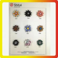 Reliable for Rhinestone Patch Fashion appliques with glass strass export to Italy Wholesale