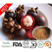 Alta Qualidade 100% Natural Mangosteen Peel Extrato Em Pó Mangostão Polifenol 10% -90%