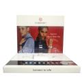 Soportes de exhibición de acrílico del reloj de bolsillo de la marca de moda APEX