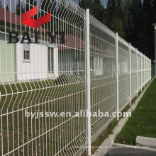 Residential Decorative Iron Wire Mesh Fence