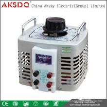 2016 New Type TDGC2/TSGC2 3KVA Automatic Contact AC Voltage Stabilizer Regulator/WenZhou China