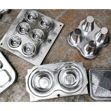 Польское Chrome Плакировкой сталь меламин посуда сжатие формы (МДж-022)