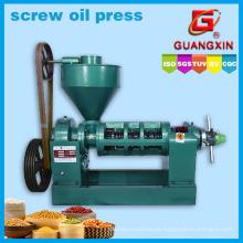 Sojabohnenölpresse / Sojabohnenölgewinnung (YZYX120SL)