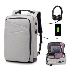 Oem cheap business school 15.6 inch college men laptop backpack bag