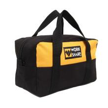 Custom Logo High Quality 600d Storage Organizer Garden Work Canvas Heavy Duty Electrician Tool Bag