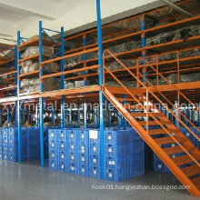 Manufacturing High Quality Mezzanine Structures Rack
