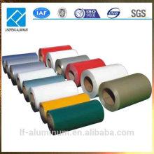 Fabricantes de la bobina de aluminio revestidos competitivos de China