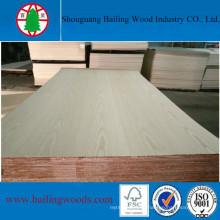 18mm Hardwood Core Red Oak Veneer Commercial Plywood