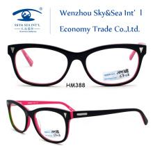 2016 Women′s Designer Eyeglasses Optical Frame (HM388)
