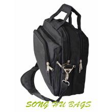 Multi-Function Laptop Brief Messenger Bag Sh-6257