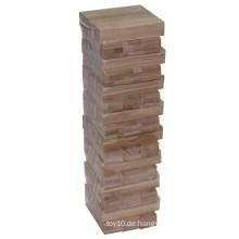 Bamboo Tumbling Tower Blocks Klassisches Jenga Spiel