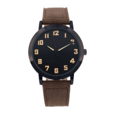 Silicone band watch fashion style wrist watch for mens