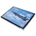 3D J-20 Stealth Aircraft Puzzle