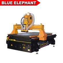 Синий слон Цзинань ele1325 станок с ЧПУ 3 оси с ЧПУ резьба по дереву машины цены в Шри-Ланке