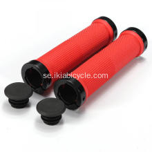 Red Color Handlebar Grips för mountainbike