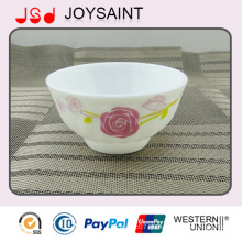 Opalglas-Reisschüssel 4.5 '. 5 '