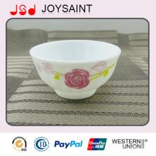 Opal Glass Rice Bowl 4.5′. 5′
