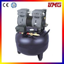 Poder de 550W e compressor de ar dental durável / equipamento médico