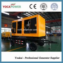Электрогенераторная электростанция мощностью 200 кВт
