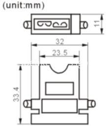 FH-618-1 fuse holder