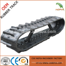 Agriculture Rubber Track Combine Harvester (450*90*60)