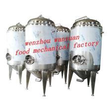 Dampf Heizung Fermentation Tank