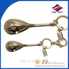 Schlüsselbund Mit der SIM SD Karte und Hummer Klaue Schließe
