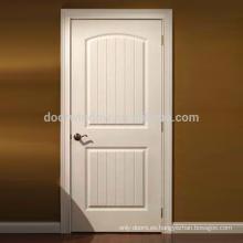 30 x 80 pulgadas montado acabado Puertas interiores de pintura simple empotrables de grado de pintura de madera empotrada