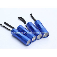 Hot Selling Quality Fly Tying 9LED UV Flashlight
