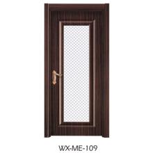 Preço baixo Excelente qualidade Porta de melamina Hotsale (WX-ME-109)