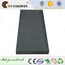 Tablero de cubierta compuesto ancho negro